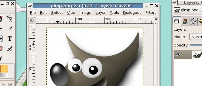 Freie Software im Portrait: GIMP
