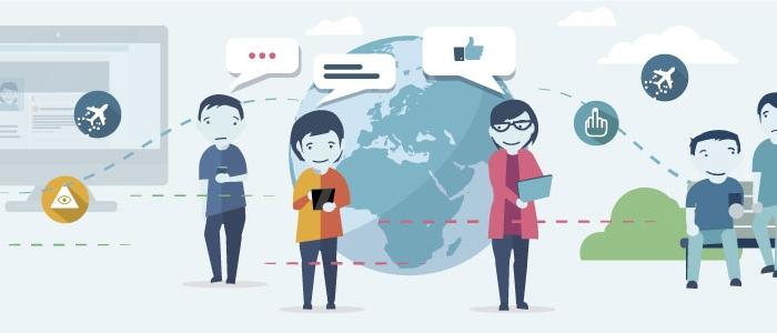 """Onlinejournalismus in der Diskussion – Veröffentlichung des neuen Unterrichtsmaterials """"Meinung im Netz gestalten"""""""