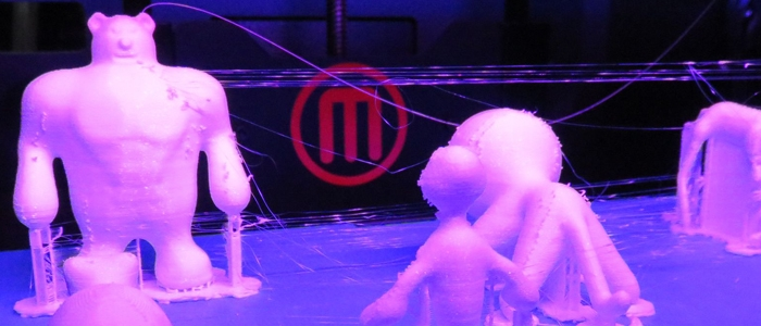 Stop-Motion – 3D-Druck trifft Trickfilm-Projekt