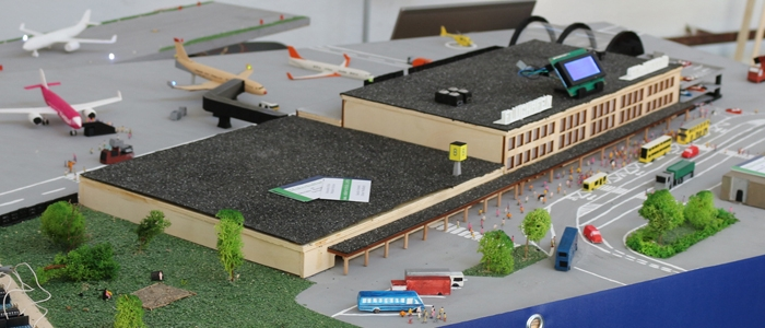 Modellflughafen – Bauen mit Arduinos und einem 3D-Drucker